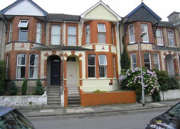 Thumbnail 2 bed flat to rent in Ladysmith Road, Lipson, Plymouth