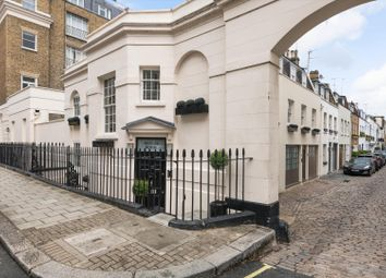 South Eaton Place, London SW1W. 4 bed terraced house