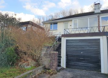 Thumbnail 2 bed semi-detached bungalow to rent in Primley Park, Paignton