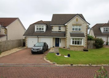 Thumbnail 4 bed detached house for sale in Teal Drive, Inverkip, Greenock