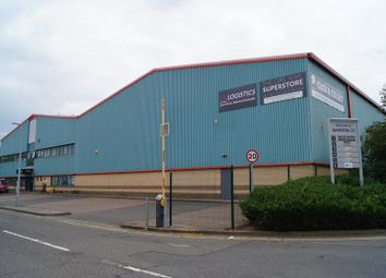 Thumbnail Warehouse for sale in Unit 1, Bardon 22 Industrial Estate, Bardon Hill, Coalville