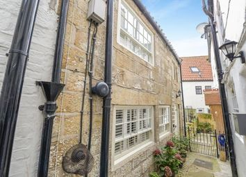 Thumbnail 3 bedroom semi-detached house for sale in Abbey Inn Yard, Flowergate, Whitby, North Yorkshire