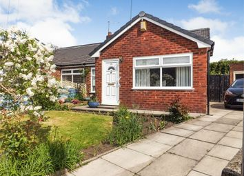 Thumbnail 3 bed semi-detached bungalow for sale in Ashgrove Crescent, Billinge, Wigan, Merseyside