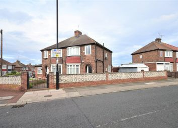 Thumbnail 3 bed semi-detached house for sale in Alston Crescent, Sunderland