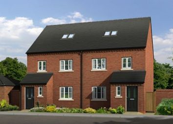 Thumbnail 4 bed link-detached house for sale in The Balk, Pocklington, York