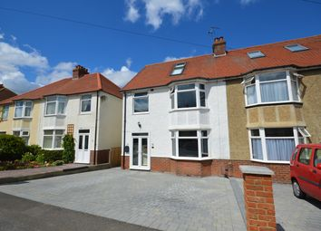 Thumbnail 4 bed semi-detached house for sale in Wells Road, Cheriton, Kent