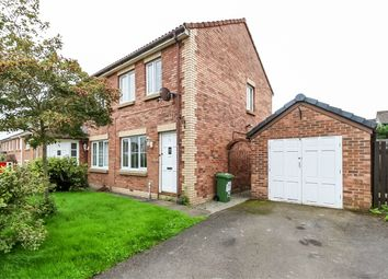 Thumbnail 2 bed detached house to rent in 75 Church Meadows, Great Broughton, Cockermouth, Cumbria