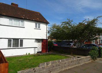 Thumbnail 3 bedroom semi-detached house for sale in Heol Ebwy, Caerau, Cardiff.