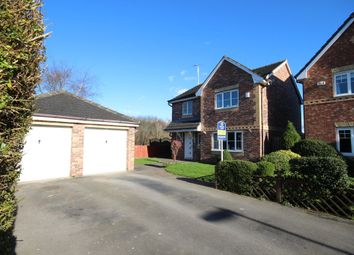 Thumbnail 4 bedroom detached house for sale in Yew Tree Drive, Woodlesford, Leeds