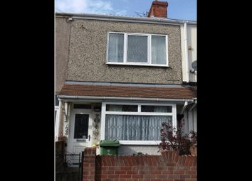 Thumbnail 3 bed terraced house to rent in Blundell Avenue, Grimsby