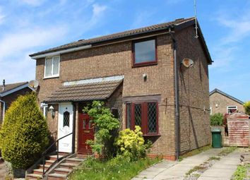 Thumbnail 1 bed semi-detached house to rent in Osborne Way, Haslingden, Rossendale