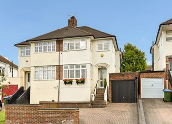Thumbnail 3 bed semi-detached house for sale in Brownspring Drive, New Eltham, London