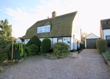 Thumbnail 3 bed semi-detached house for sale in Whitmore Road, Trentham, Stoke-On-Trent
