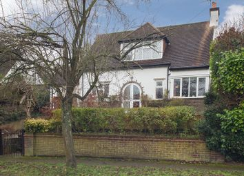 Thumbnail 3 bed detached house for sale in Lackford Road, Chipstead, Coulsdon