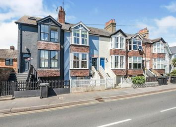 Thumbnail 3 bed terraced house to rent in Winchelsea Road, Rye, East Sussex