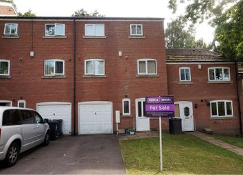Thumbnail 4 bedroom terraced house for sale in St. Emmanuel View, Arnold, Nottingham
