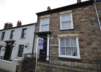 2 bed terraced house for sale in Pembroke Terrace, High Street, St. Dogmaels, Cardigan SA43
