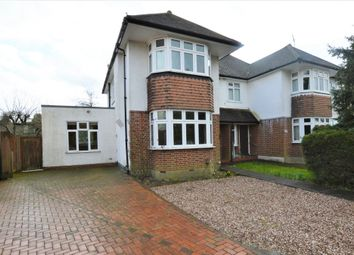 Thumbnail 3 bed semi-detached house to rent in Loraine Gardens, Ashtead