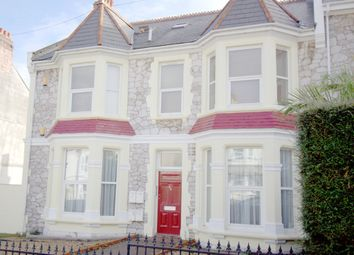 Thumbnail 2 bedroom flat to rent in Milehouse Road, Plymouth