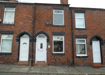 Thumbnail 2 bedroom terraced house for sale in Nicholas Street, Burslem, Stoke-On-Trent