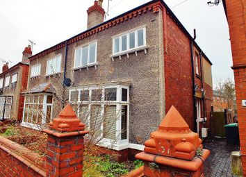 Thumbnail 4 bed semi-detached house to rent in Gerald Street, Wrexham