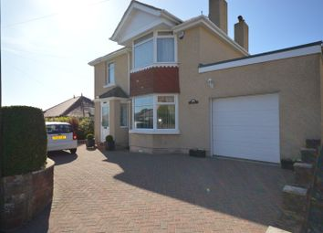 Thumbnail 4 bed detached house for sale in Egremont Road, Hensingham, Whitehaven