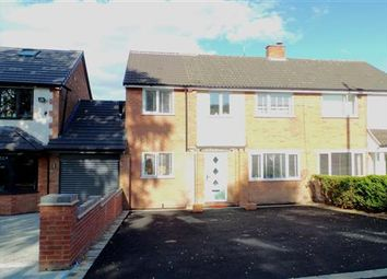 Thumbnail 4 bed semi-detached house for sale in Clarence Road, Four Oaks, Sutton Coldfield