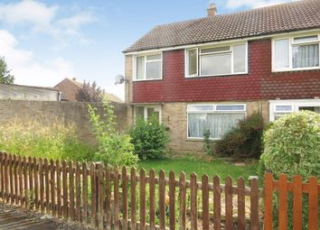 Thumbnail 3 bedroom end terrace house for sale in Villiers Road, Bicester