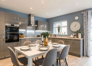 "Thumbnail 4 bed detached house for sale in ""The Bredon"" at Barracks Road, Modbury, Ivybridge"