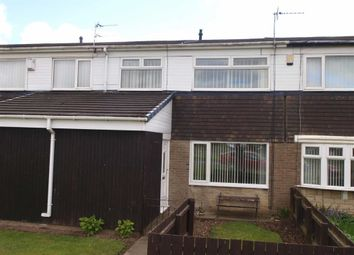 Thumbnail 3 bed terraced house for sale in Langdale Drive, Cramlington