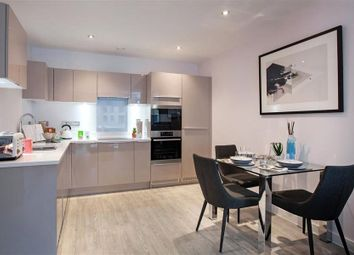 Thumbnail 2 bed flat for sale in The Edge, Brixton, London