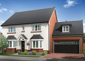 Thumbnail 5 bedroom detached house for sale in The Mellor, Sandy Lane, Chester, Cheshire