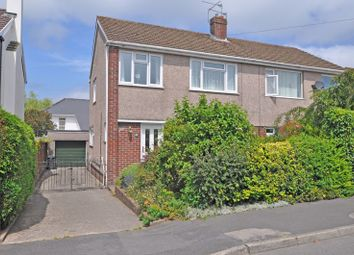 Thumbnail 3 bed semi-detached house for sale in Spacious House, Channel View, Newport