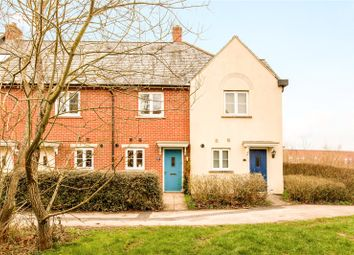 Thumbnail 2 bed terraced house for sale in Fallows Road, Padworth, Reading, Berkshire