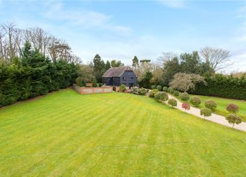 Thumbnail 5 bed barn conversion for sale in Bowstridge Lane, Chalfont St. Giles, Buckinghamshire