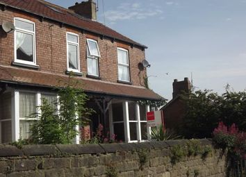 Thumbnail 2 bed end terrace house for sale in Prospect Terrace, Knaresborough, North Yorkshire