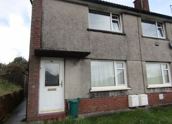 Thumbnail 2 bed flat for sale in Maesgwyn, Aberdare