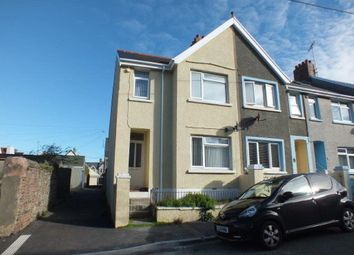 Thumbnail 3 bedroom semi-detached house to rent in Dartmouth Gardens, Milford Haven, Pembrokeshire