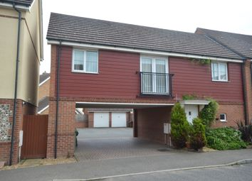 Thumbnail 2 bed property to rent in Robin Close, Queens Hill, Costessey