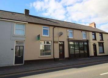Thumbnail 4 bed terraced house for sale in Sennybridge, Brecon