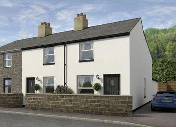 Thumbnail 3 bed semi-detached house for sale in Ffordd Talargoch, Prestatyn