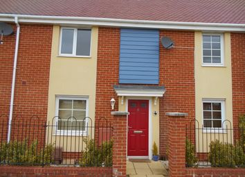 Thumbnail 3 bed town house to rent in St Simons Close, Norwich