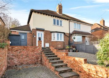 Thumbnail 2 bed semi-detached house for sale in Woodside Road, Guildford, Surrey