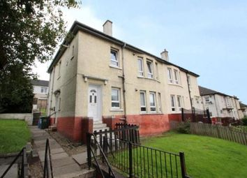 Thumbnail 2 bed flat for sale in Cruachan Street, Thornliebank, Glasgow