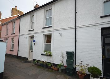 Thumbnail 2 bed terraced house for sale in Majorfield Road, Topsham, Exeter.