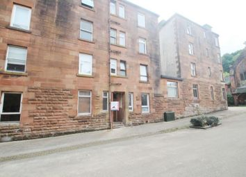 Thumbnail 1 bed flat for sale in 2, Bruce Street, Flat 2-1, Port Glasgow PA145Np