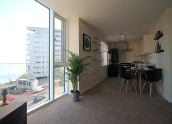 Thumbnail 2 bed flat to rent in Cardiff Bay Retail Park, Ferry Road, Cardiff