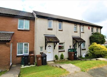 Thumbnail 2 bed terraced house for sale in Holmer Down, Woolwell, Plymouth, Devon