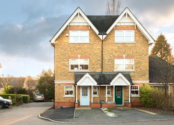 Thumbnail 4 bed detached house for sale in Barkers Meadow, Ascot, Berkshire