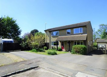 Thumbnail 4 bed detached house for sale in Butlers Close, Aston Le Walls, Northamptonshire